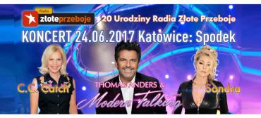 20 Urodziny Radia Złote Przeboje!