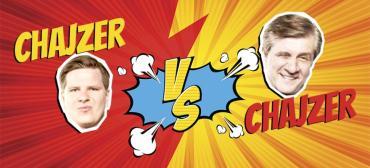 Chajzer kontra Chajzer w Radiu Złote Przeboje!